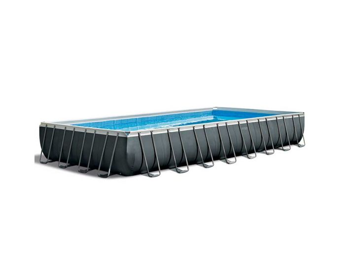 Kit Piscine Intex™ Ultra XTR Frame 9.75 x 4.88 x 1.32m (Incl. filtre à sable)