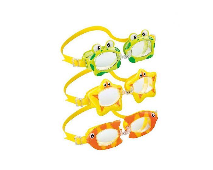INTEX™ lunettes de plongée - Fun Goggles
