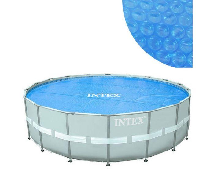 Bâche à bulles - Piscine INTEX™ Ø 549 cm