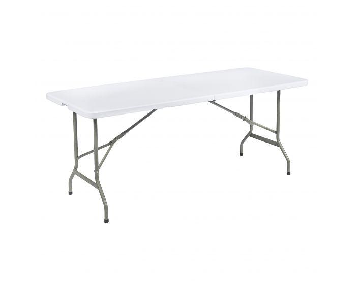 Table rectangulaire pliante Party 180 cm