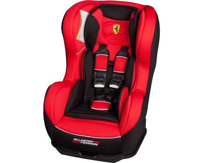 Siège auto Ferrari Cosmo SP Rosso groupe 0/1