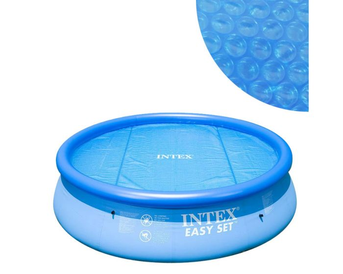 Bâche à bulles - Piscine INTEX™ Ø 244 cm
