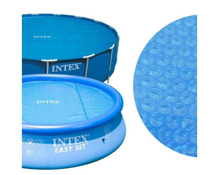 Bâche à bulles - Piscine INTEX™ Ø 457 cm