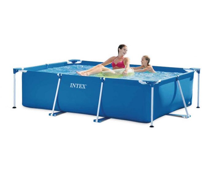 Piscine Intex™ Metal Frame 2.20 x 1.50 x 0.60m