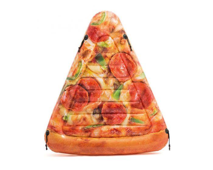 Matelas gonflable INTEX™ morceau de pizza