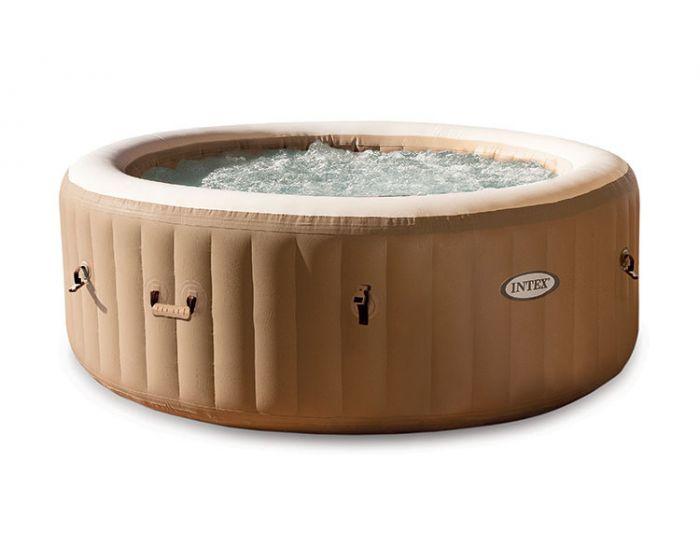 purespa intex bubble massage 6 personnes intex 28408 heuts. Black Bedroom Furniture Sets. Home Design Ideas