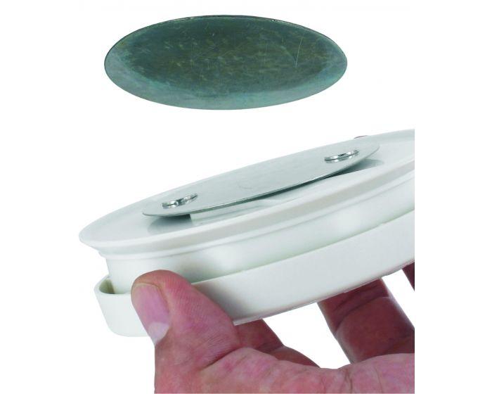 Kit de montage magnétique Détecteur de fumée Smartwares