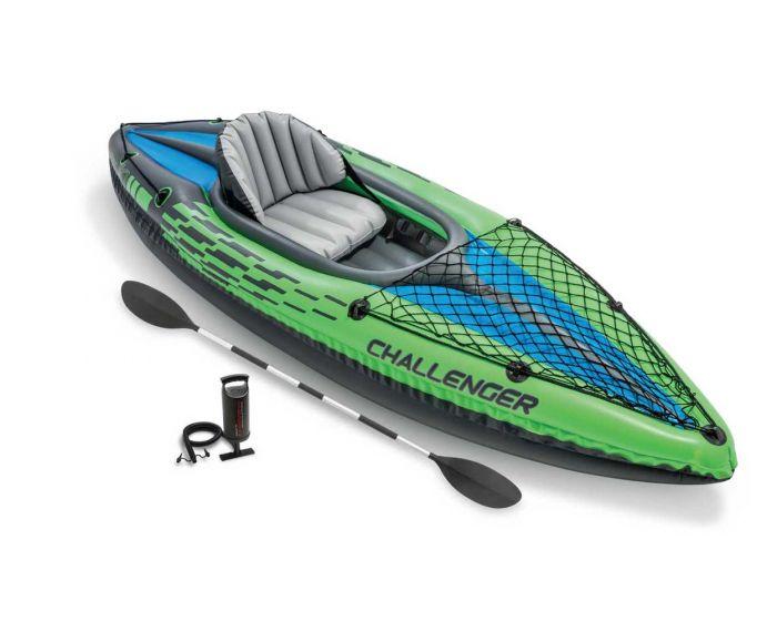kayak gonflable Intex - Challenger K1 Kayak