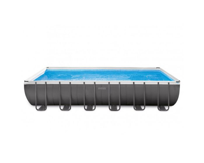 Kit Piscine Intex™ Ultra Frame 7.32 x 3.66 x 1.32m (Incl. filtre à sable)