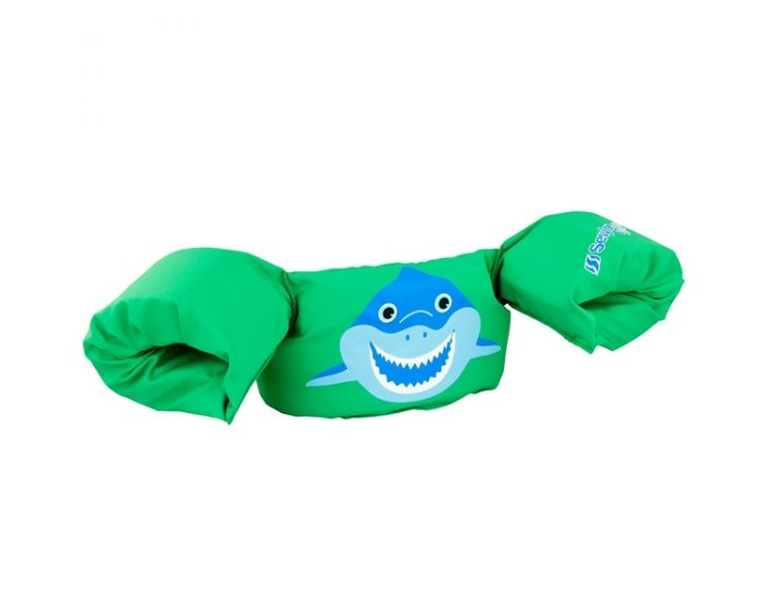Sevylor Puddle Jumper - Gilet de sauvetage Green Shark