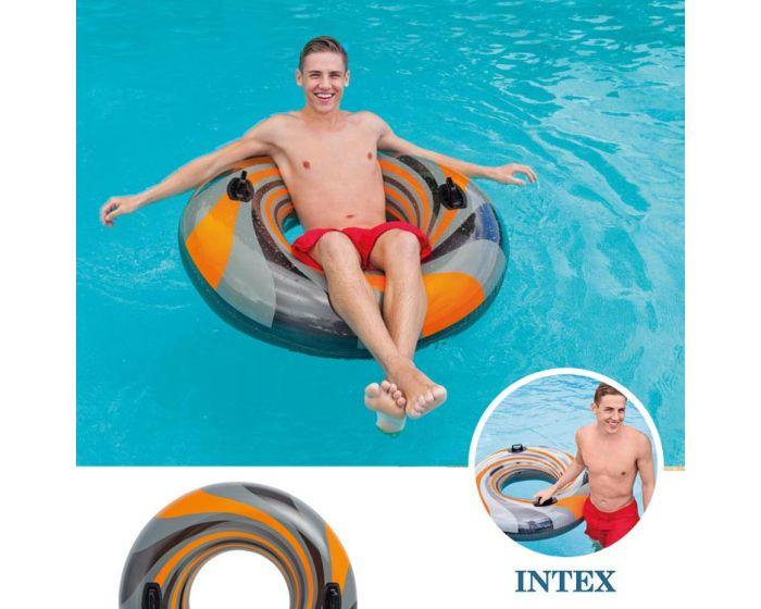 Bouée INTEX™ - Tube Vortex (Ø 122 cm)