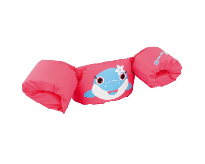 Sevylor Puddle Jumper - Gilet de sauvetage Pink Dolphin
