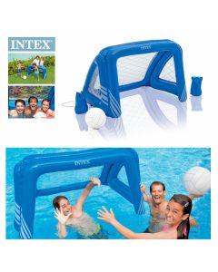 Intex Cage de water polo flottante | Fun Goal