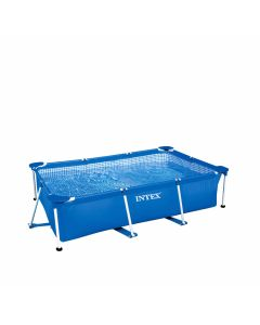 Piscine Intex™ Metal Frame 2.60 x 1.60 x 0.65m