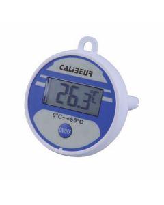 Thermomètre numérique pour piscine (flottant)