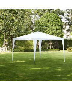 Chapiteau 3 x 3 mètres blanc Pure Garden & Living