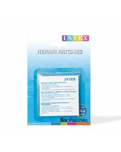 Intex kit de réparation - se compose de 6 rustines