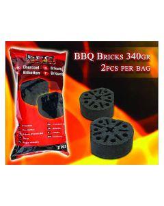 Cube allume-feu BBQ  2 pièces de 340 g