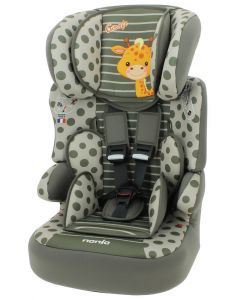 Siège auto Nania Beline SP Giraffe 1/2/3