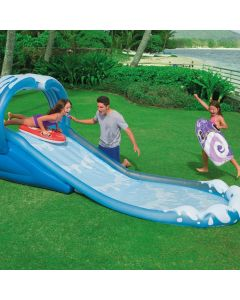 INTEX™ Surf ' N Slide - Toboggan d'eau