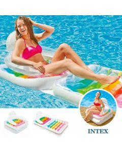 INTEX™ Fauteuil de piscine Convertible