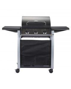 Barbecue au gaz 3 feux Pure Garden & Living Dakota