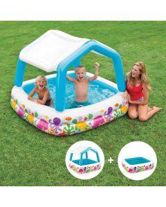 INTEX™ pour enfants - Sun Shade (toit amovible)