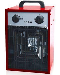 Radiateur soufflant industriel 3300W