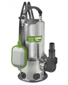 Pompe pour eau claire / pompe à eaux chargées Eurom SPV750I