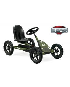 Kart à Pédales BERG Jeep Junior