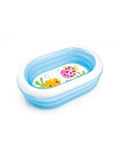 Piscine INTEX™ pour enfants - Oval Sea Friends Pool