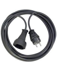 Câble de rallonge 10M Caoutchouc Noir Brennenstuhl