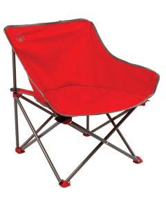 Chaise longue de camping Coleman rouge