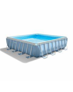Kit piscine Intex™ Prism Frame 4.88 x 4.88m