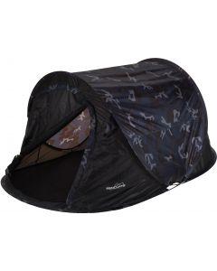 Tente de camping Pop-Up 1 Personne Camouflage