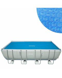 Bâche à bulles - Piscine INTEX™ 975 x 488 cm