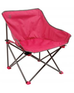 Chaise longue de camping Coleman rose