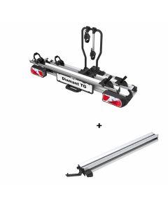 Porte-vélos Pro-User Diamant TG + Rampe de chargement