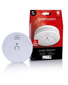 Détecteurs de fumée Smartwares à capteur optique