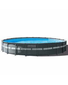 Kit Piscine Intex™ Ultra XTR Frame Ø 7.32 x 1.32m (Incl. filtre à sable)