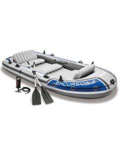 Intex bateau gonflable - Excursion 5 Set