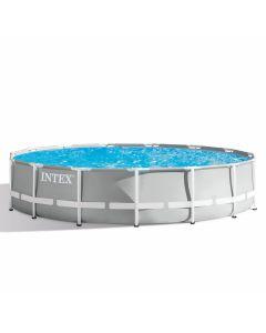 Kit piscine Intex™ Prism Frame Ø 4.57 x 1.07m