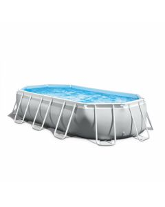 Kit piscine INTEX™ Prism Frame 5.03 x 2.74 x 1.22m