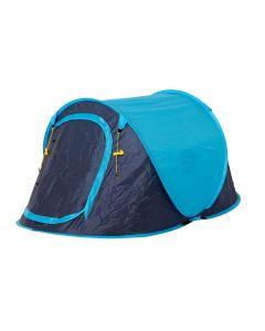 Tente de camping Pure Garden & Living Pop-Up 2 personnes | Tente coupole