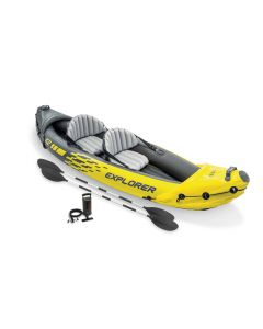 Kayak Gonflable Intex - Explorer K2 Set