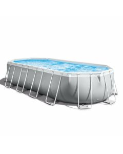Kit piscine INTEX™ Prism Frame 6.10 x 3.05 x 1.22m