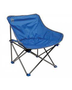 Chaise longue de camping Coleman bleue
