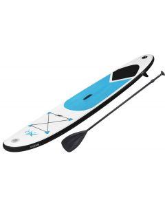 Planche de Stand Up Paddle XQmax gonflable avec accessoires (bleu)