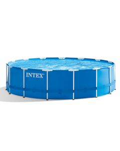 Kit Piscine Intex™ Metal Frame Ø 4.57 x 1.22m