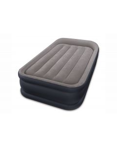 Matelas gonflable Intex Deluxe Pillow Rest Raised Twin 1 place